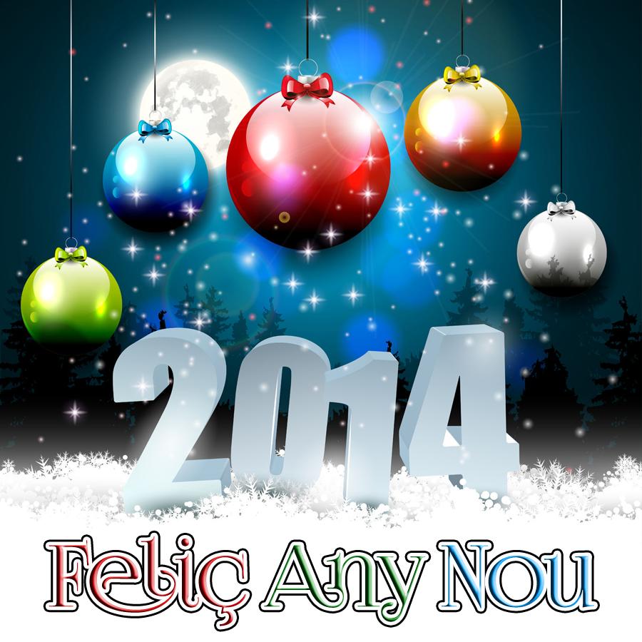 feliç Any Nou