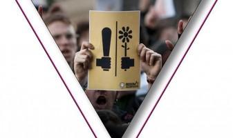 "Joves Compromís amb Documental ""Estudiar en primavera"" i música de Pau Alabajos"